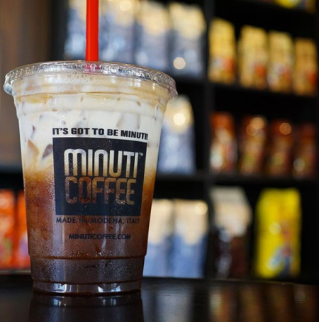 Minuti Coffee │ Best Coffee in Sugar Land