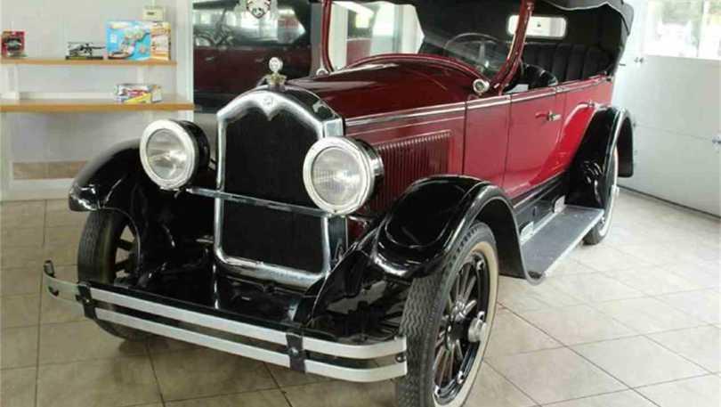 Newport Classic Car