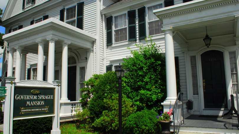 Governor Sprague Mansion