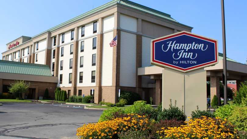 Hampton Inn Coventry
