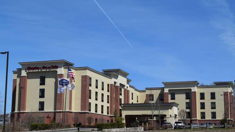 Hampton Inn and Suites Smithfield