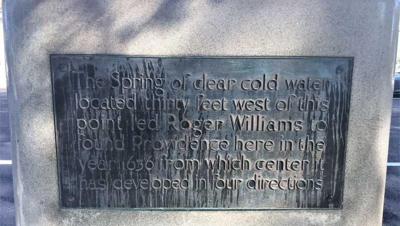 Roger Williams Memorial