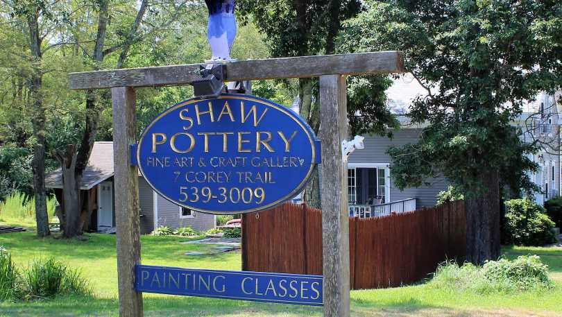 Shaw Pottery