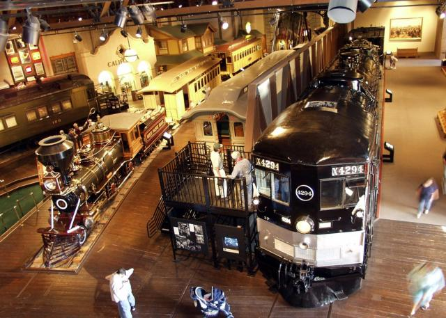 General-CA State Railroad