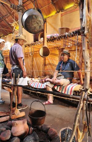 2015-finger-lakes-ganondagan-native-american-dance-and-festival-inside-longhouse