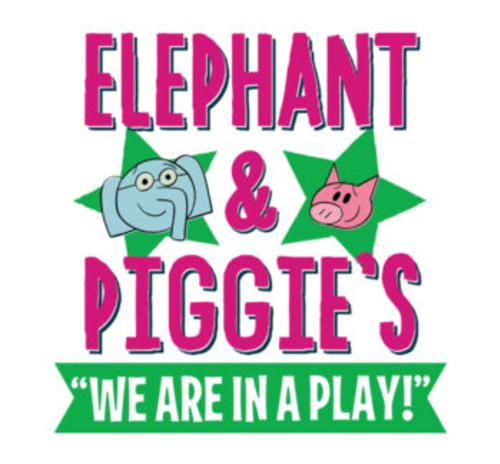 """Elephant & Piggie's """"We are in a Play"""" Des Moines Community Playhouse"""