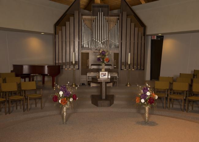 Fisher Memorial Chapel