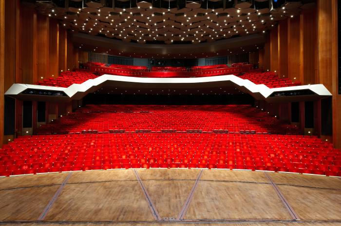 Jones Hall Theater