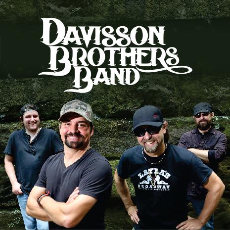 Hurricane Benefit Concert - Davisson Brothers