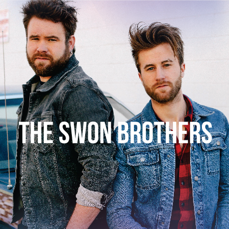 Hurricane Benefit Concert - The Swon Brothers