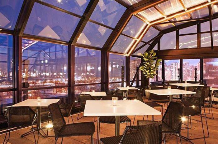 6 Year Round Rooftop Lounges Choose Chicago