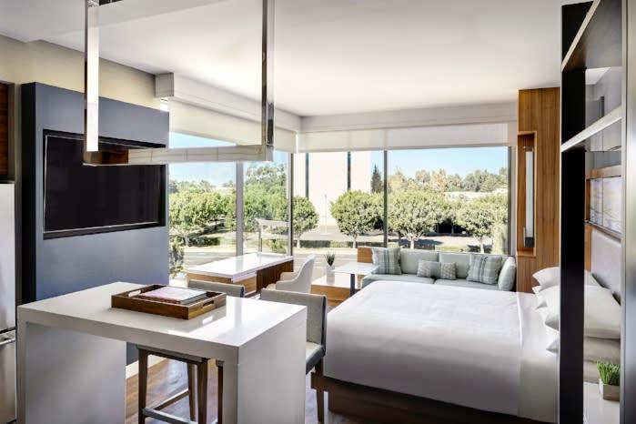 Extended Stay Suite - Marriott Irvine Spectrum