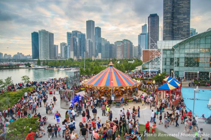 navy pier events restaurants things to do in chicago