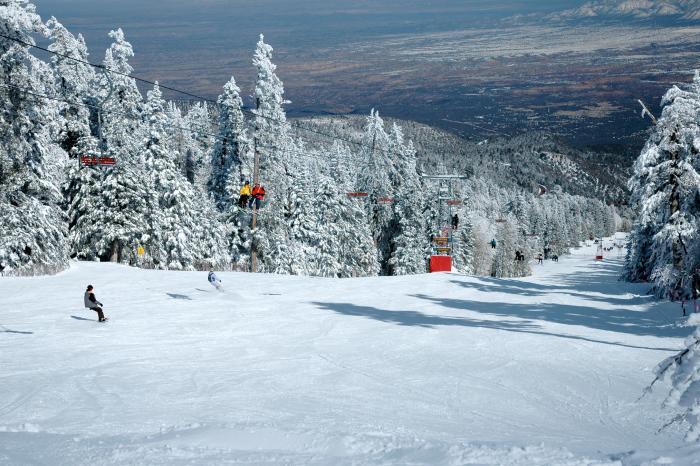 Ski Area 1