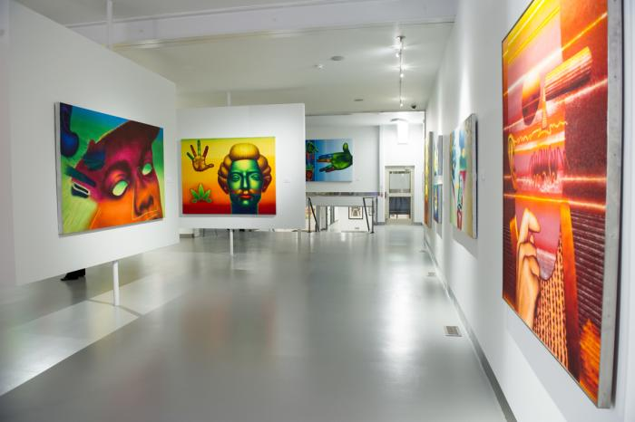 Ed Paschke Art Center