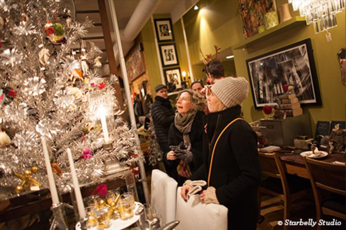 Holidays in Andersonville
