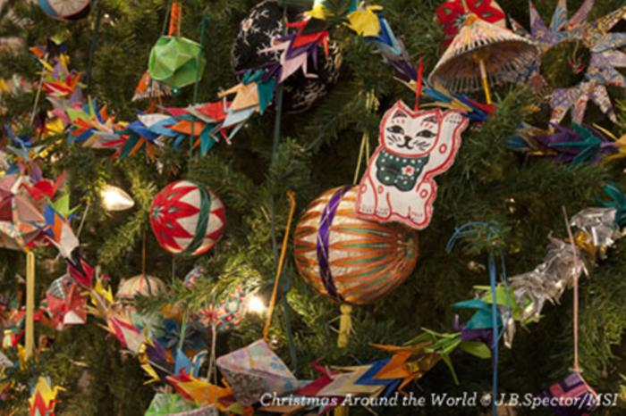 Ornaments at MSI Christmas Around the World