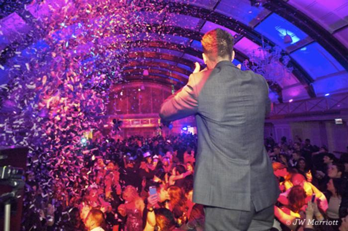 New Years Party at JW Marriott in Chicago