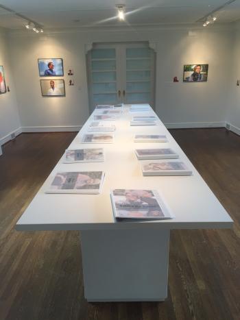 Dublin Arts Council Community In Between Exhibition
