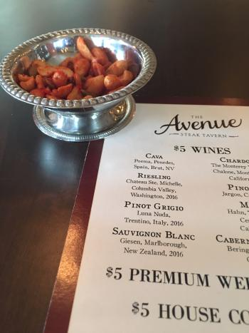 The Avenue Bar Snacks