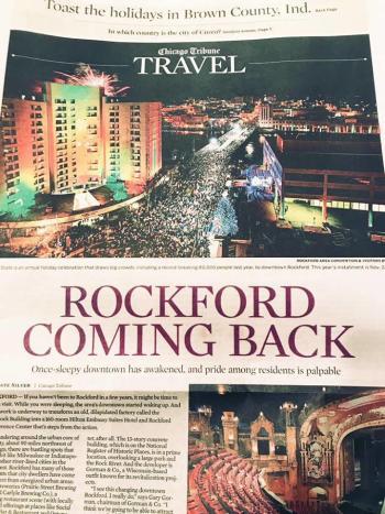 Rockford's Comeback - Chicago Tribune
