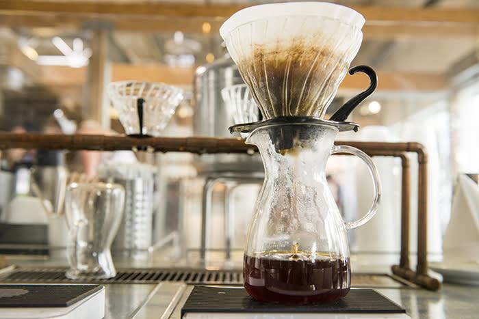 Pourover Portola Coffee
