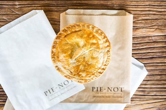 Pie Not