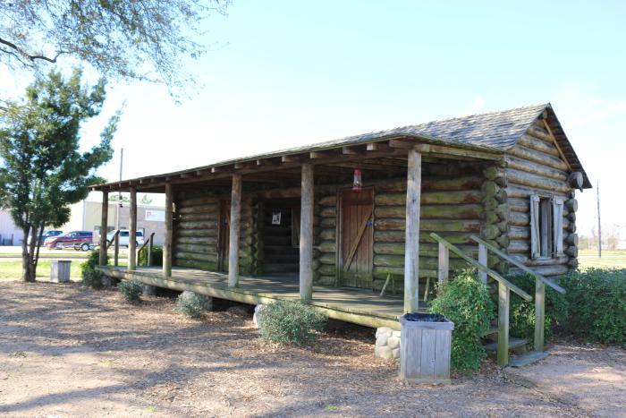 Deer Park Log House