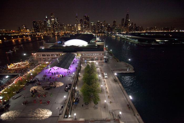 5 Stunning Waterfront Venues Choose Chicago