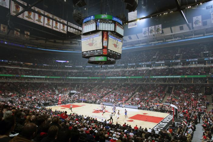 Chicago Bulls at United Center