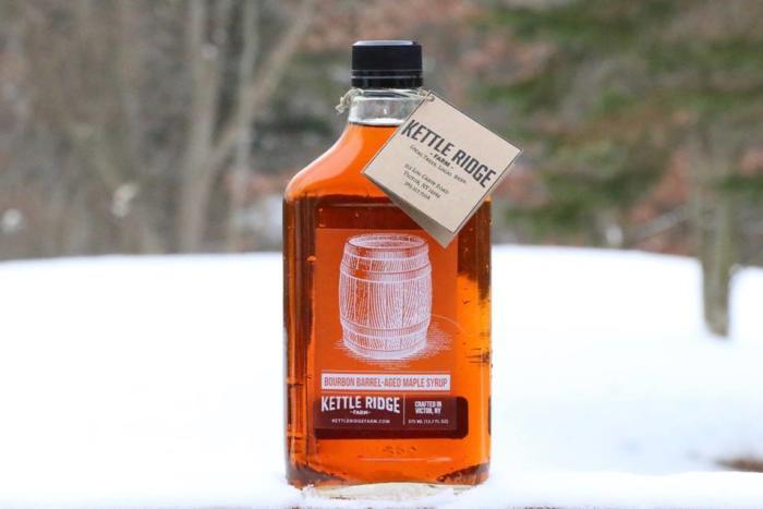 Kettle Ridge Farm Maple Syrup