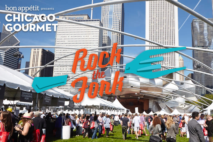 Chicago Gourmet Rock The Fork