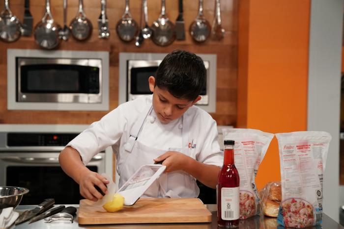Eric Junior Chef
