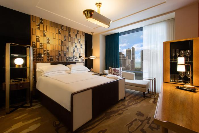 Viceroy Chicago guest room