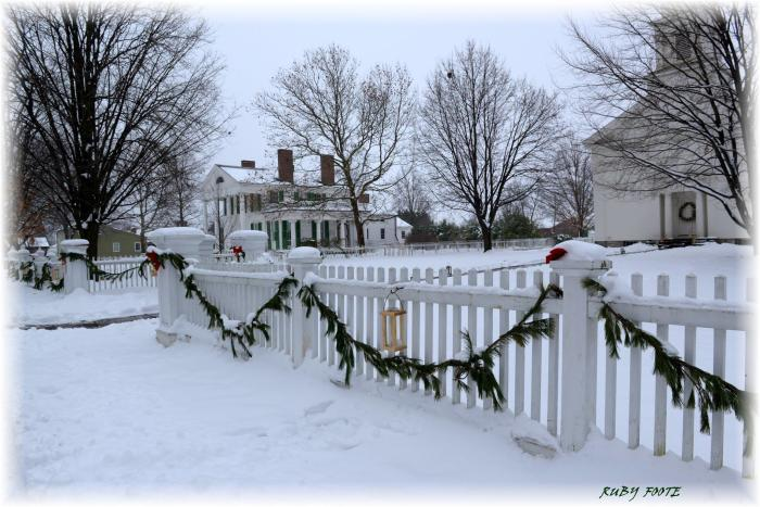 Yuletide in the Country, Genesee Country Village & Museum