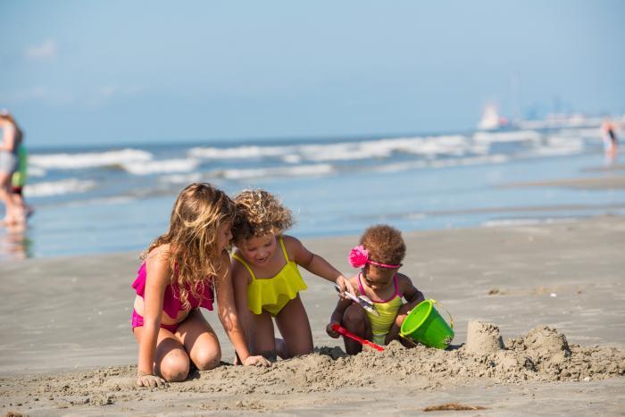 Galveston Stewart Beach