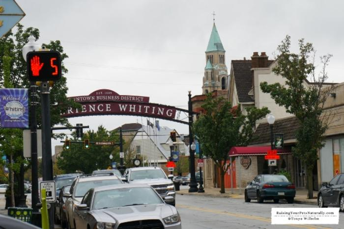 Historic Downtown Whiting Indiana