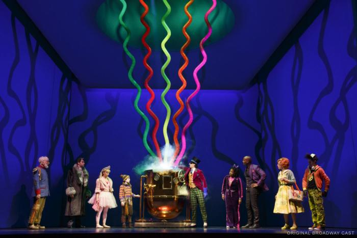 Charlie and the Chocolate Factory - Broadway in Chicago