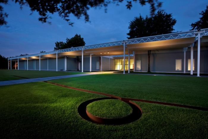 Menil Architecture Exhibit