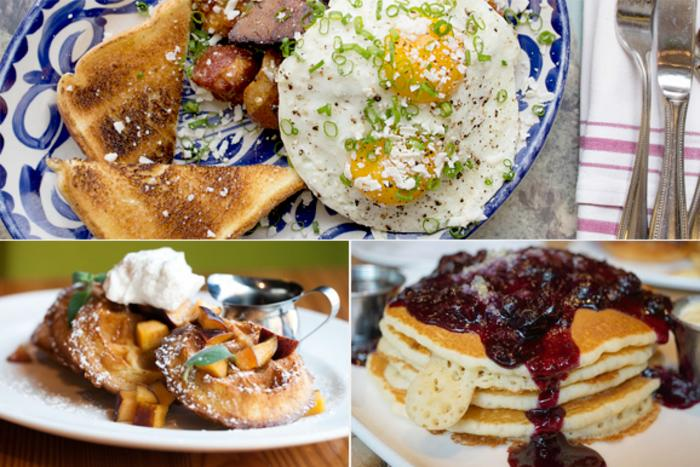 Top Chicago Restaurants for Brunch