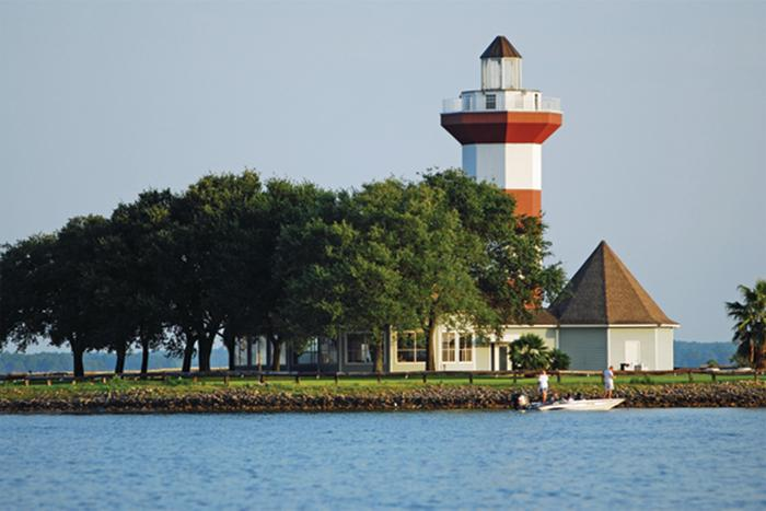 Lighthouse in Conroe