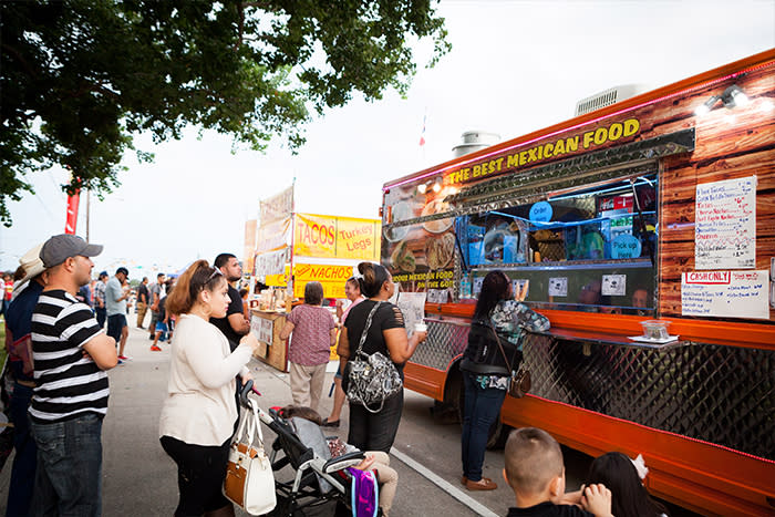 Come Hungry to Grito Fest