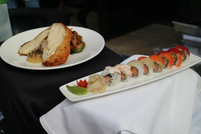 Dishes at OC Restaurant Week in Irvine