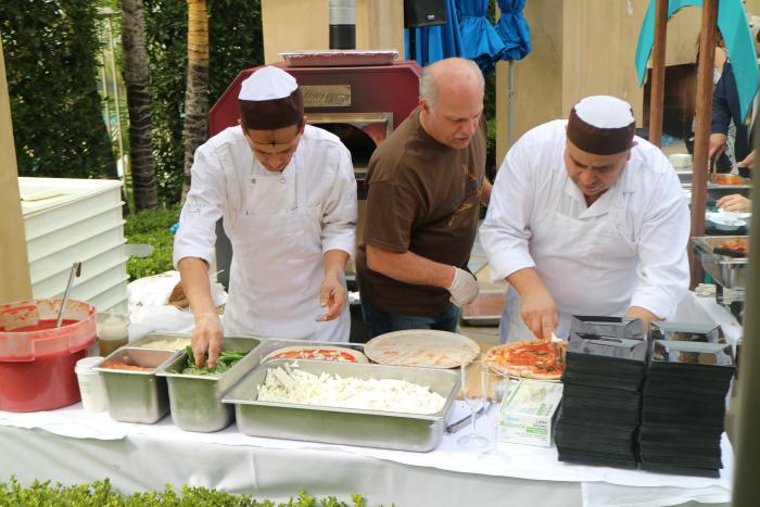 Chefs at OC Restaurant Week in Irvine