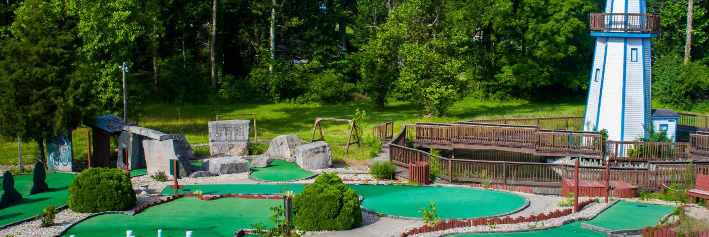 Putter\'s Park Mini Golf