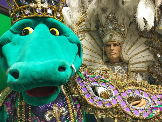 Mardi Gras Museum   Lake Charles, LA