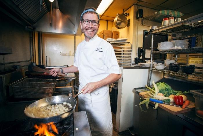 Executive Chef Kevin Callaghan Acme Food & Beverage