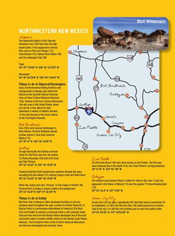 Northwestern New Mexico Film Trail