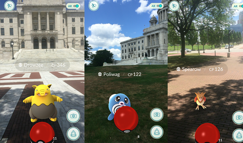 state house pokemon
