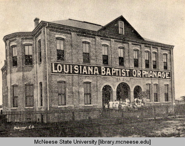 Louisiana Baptist Orphanage